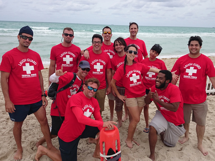 caribbean corporate beach olympiads team building events